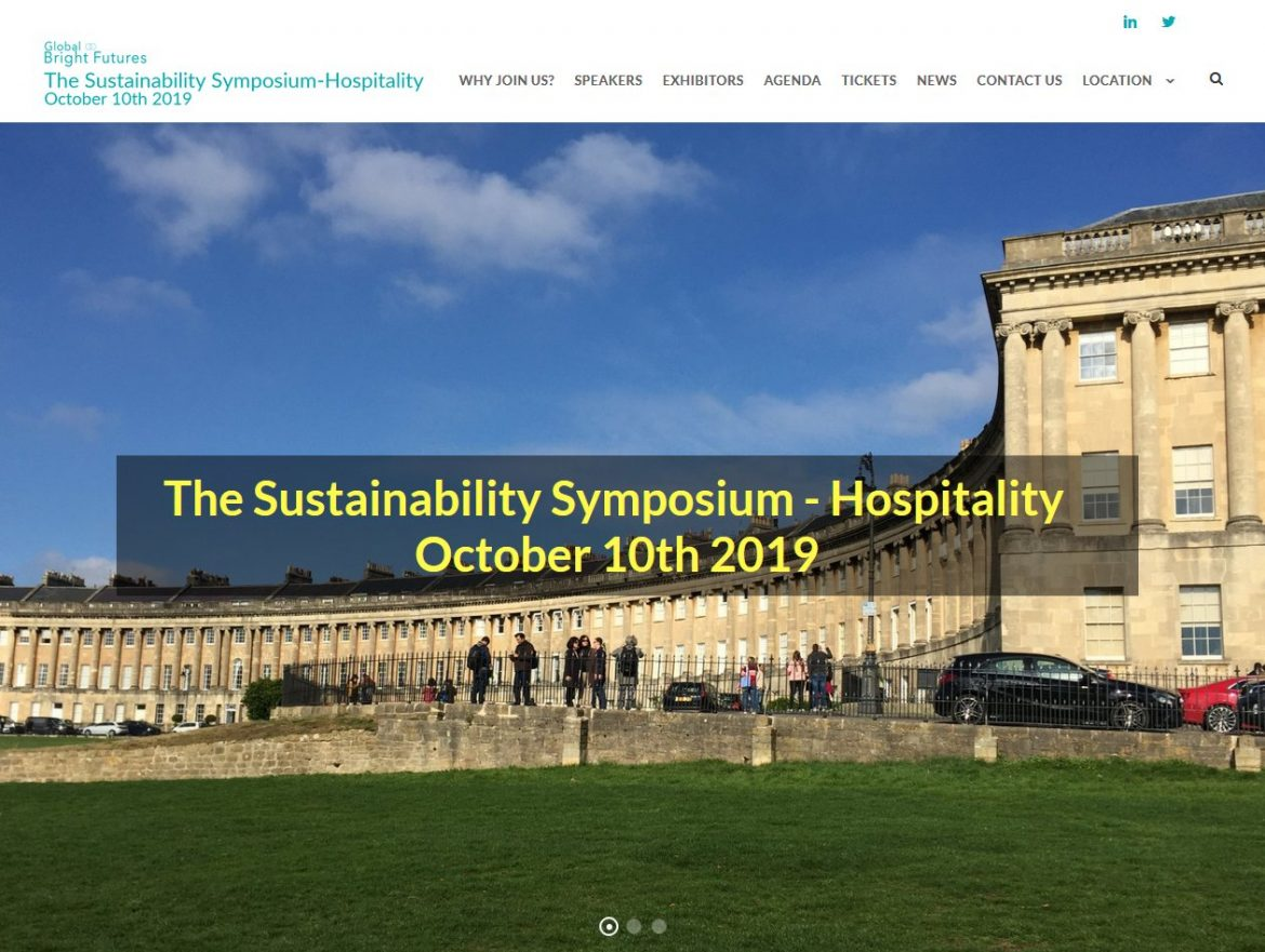 The Sustainability Symposium - Hospitality 2019