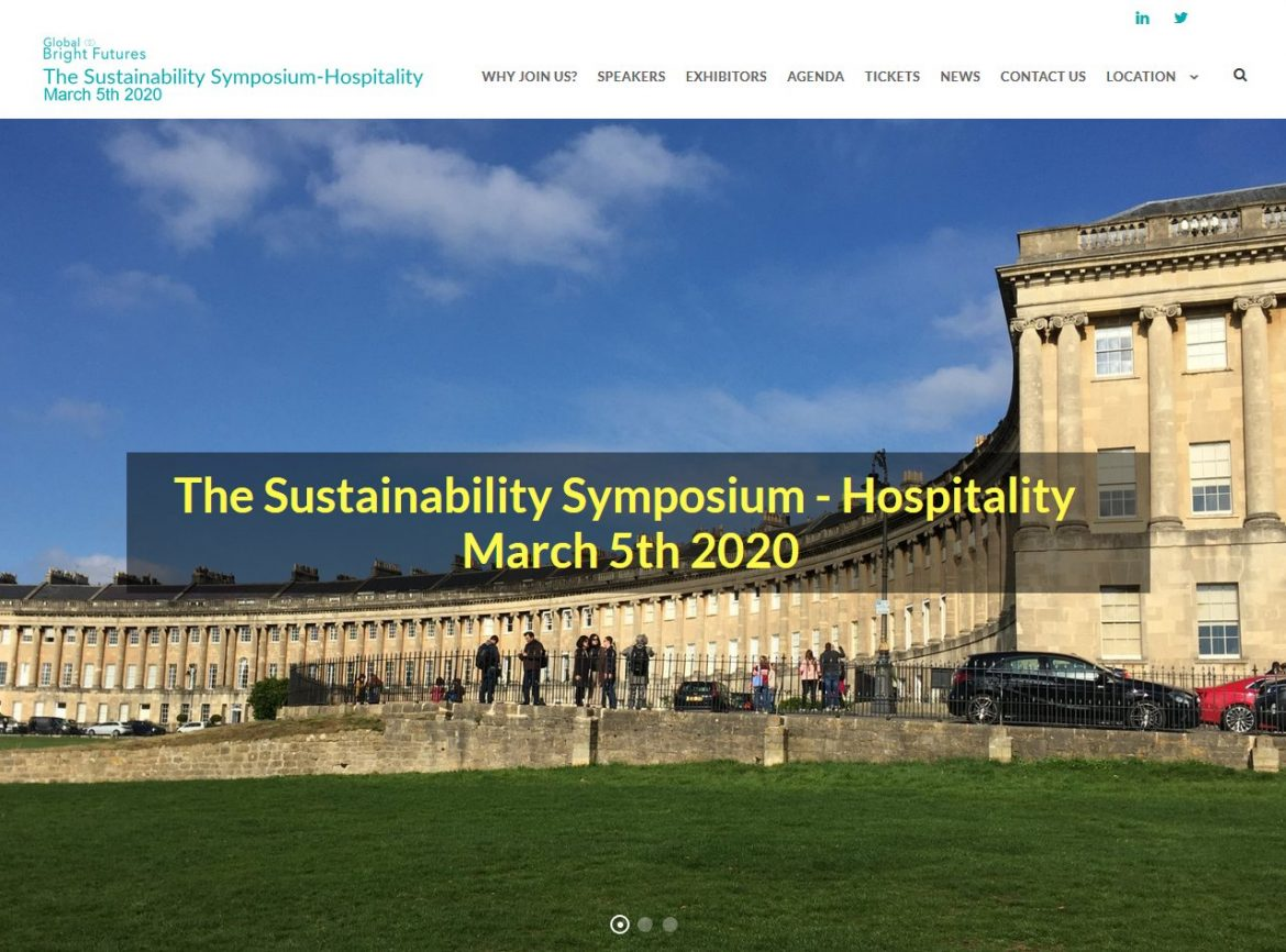 The Sustainability Symposium - Hospitality