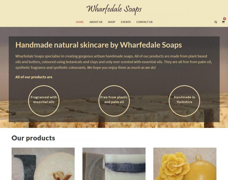 Wharfedale Soaps